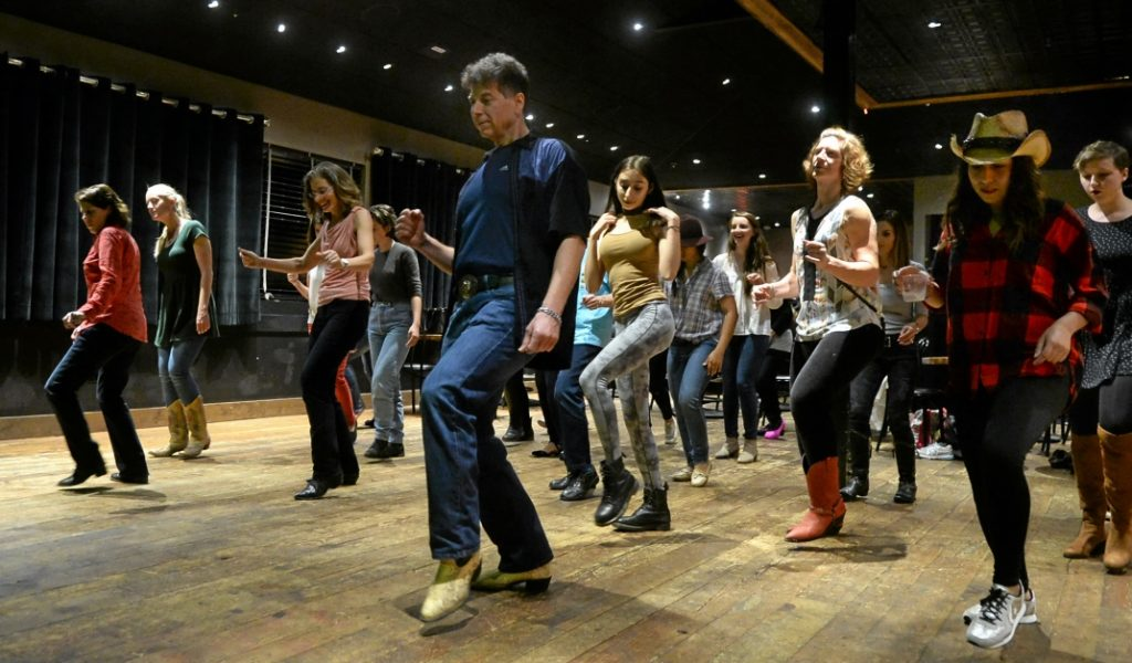 Is line dancing good exercise?