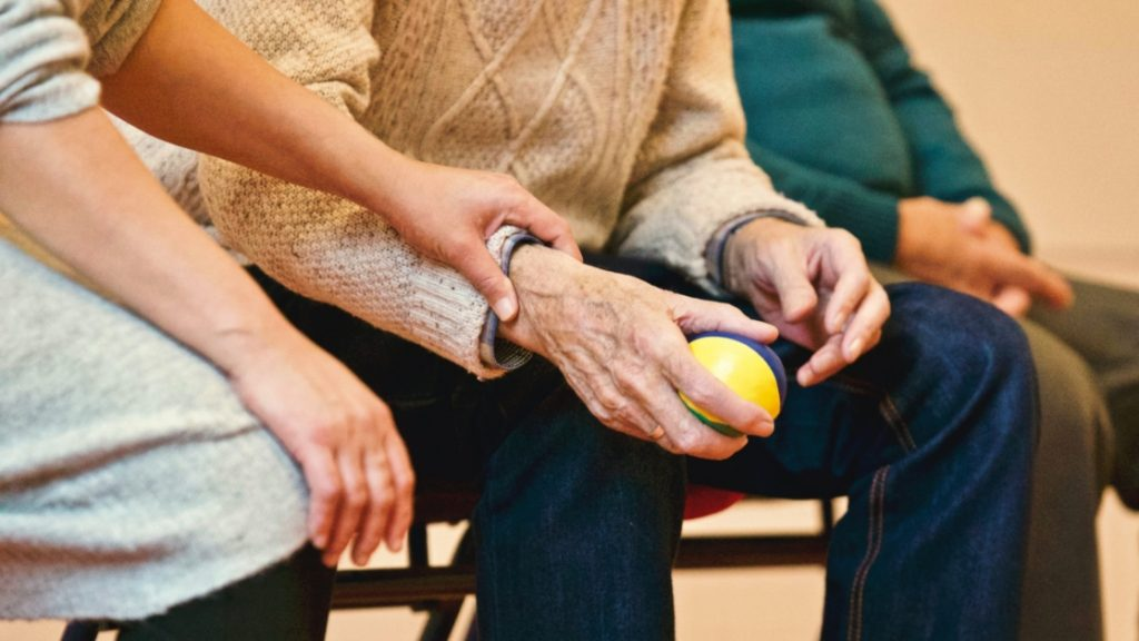 Does dancing help cognitive abilities in old age